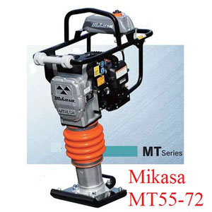 Máy đầm đất Mikasa MT55 Nhật Bản