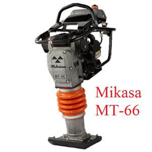Máy đầm cóc Mikasa MT66H