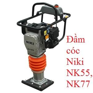 Máy đầm cóc Niki NTK72C Trung Quốc