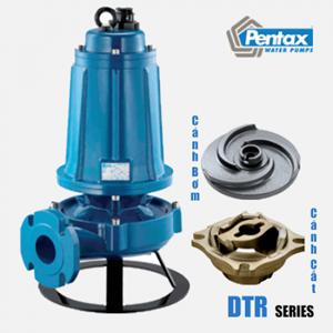 Bơm chìm nước thải Pentax DCT 160