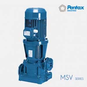 Bơm tăng áp đa tầng cánh Pentax MSVA 4/7.5